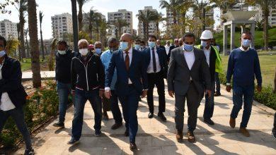 "Photo of وزير الإسكان يتفقد اللمسات الأخيرة للانتهاء من تنفيذ مشروع تطوير ""بحيرة عين الصيرة"""