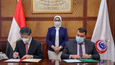 "Photo of ""الصحة"" توقع اتفاقية مع ""سينوفاك الصينية"" لبدء تصنيع لقاحات كورونا في مصر"