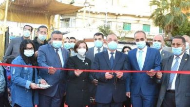 Photo of افتتاح معرض الاسكندرية التاسع للكتاب