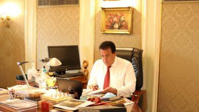 Photo of وزير التعليم العالى والبحث العلمى يرأس اجتماع مجلس إدارة المركز القومى للبحوث