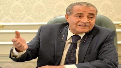 "Photo of "" وزير التموين"" ٤٥٠ موقع لاستلام الأقماح المحلية هذا العام  تشمل الصوامع والهناجر والبناكر والشون المطورة"