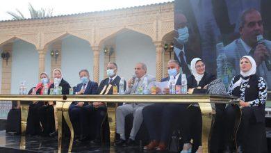 Photo of رئيس جامعة الأزهر يشهد حفل تخريج الدفعة 49 بكلية طب بنات الأزهر بالقاهرة.