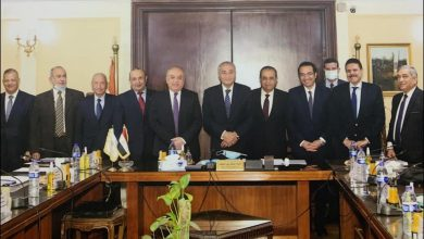 Photo of وزير التموين يترأس اجتماع الجمعية العامة للشركة القابضة للصناعات الغذائية وشركاتها التابعة