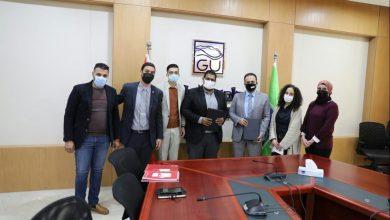 Photo of بروتوكول تعاون بين جامعة الجلالة وبنك الكساء المصري