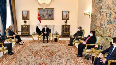 Photo of السيسي يؤكد لمديرة اليونسكو بأن جهود الدولة المتواصلة تهدف لحماية الآثار المصرية