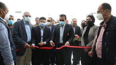 Photo of وزير التعليم العالي يفتتح منشآت جديدة بجامعة دمياط