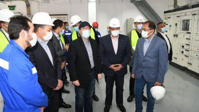 Photo of تفقد المهندس طارق الملا وزير البترول والثروة المعدنية مشروع محطة ضواغط غاز دهشور