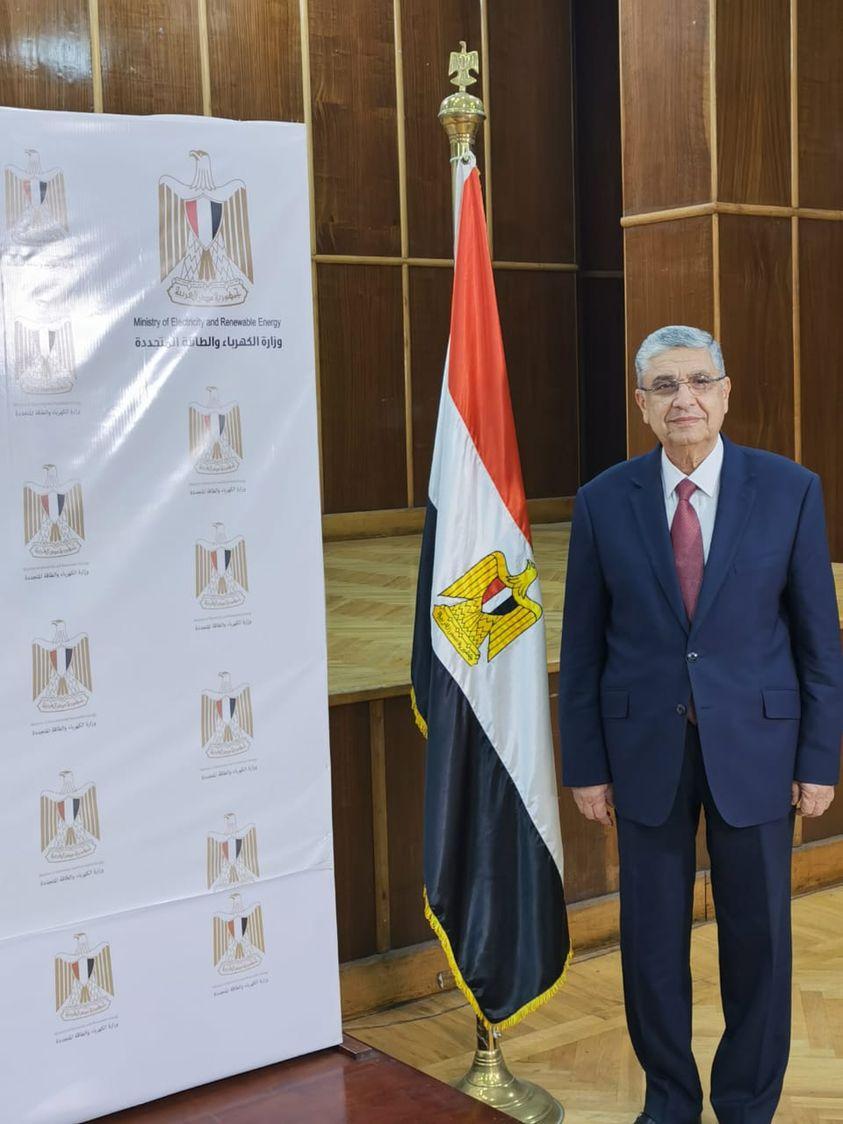 انعقاد الجمعية العمومية للشركة القابضة لكهرباء مصر برئاسة الدكتور محمد شاكر وزير الكهرباء والطاقة المتجدة لمناقشة الموازنة التخطيطية للعام المالي 2021/2022