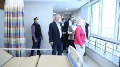Photo of وزيرة الصحة تتفقد مستشفى الكرنك الدولي بمحافظة الأقصر