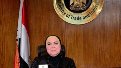 """Photo of """"وزيرة التجارة والصناعة"""" تصدر قراراً بفرض تدابير وقائية نهائية على واردات منتجات الألومنيوم"""