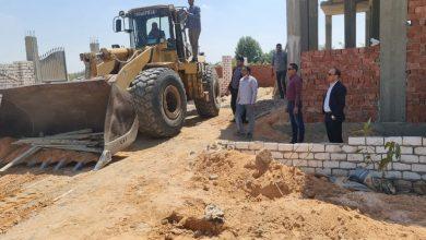 Photo of جهاز مدينة سنفكس الجديدة يشن حملة مكبرة لإزالة التعديات ومخالفات البناء بمنطقة الريف الأوروبي