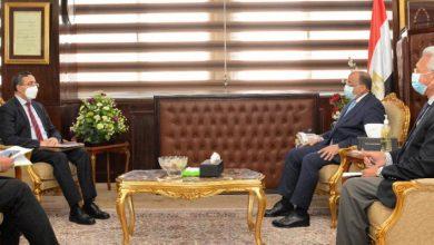 Photo of وزير التنمية المحلية يبحث مع سفير الهند الجديد بالقاهرة مجالات التعاون المستقبلية بين الجانبين