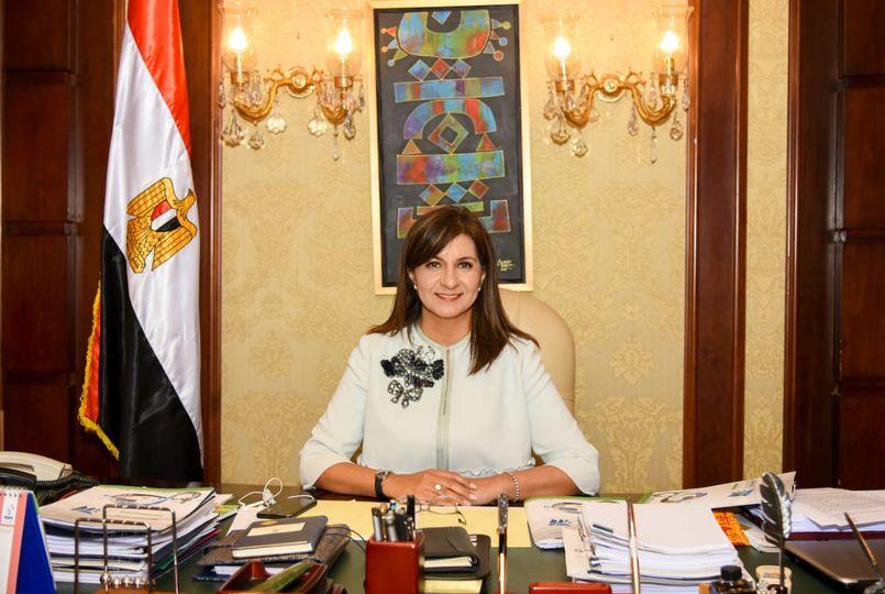 """""""السفيرة نبيلة مكرم"""" رئيس الوزراء يقرر تشكيل لجنة لسرعة الانتهاء من قانون تنظيم الهجرة ورعاية المصريين بالخارج"""