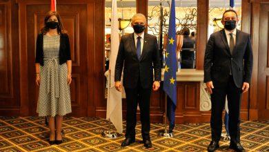 Photo of اتفاق وزراء مصر واليونان وقبرص على تعاون بين شباب البرلمانيين للدول الثلاث