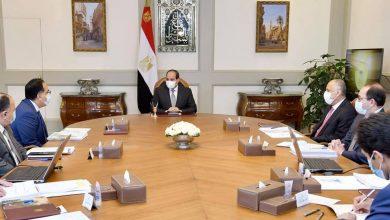 Photo of الرئيس يتابع مؤشرات الأداء الاقتصادي والمالي للعام المالي الجاري ٢٠٢١/٢٠٢٠