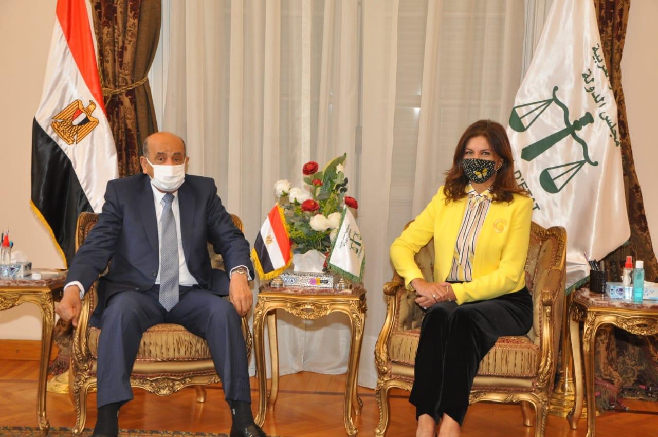بيان صادر عن وزارة الدولة للهجرة وشئون المصريين بالخارج
