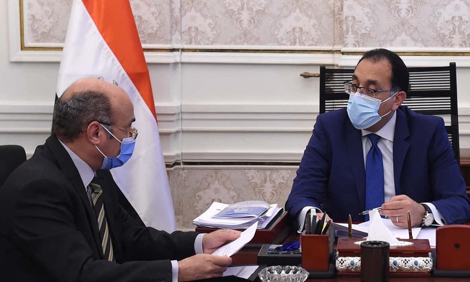 رئيس الوزراء يتابع مع وزير العدل جهود تسوية النزاعات القضائية بين الجهات الحكومية