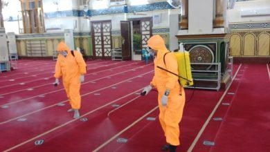 Photo of الهلال الأحمر المصري يجري أكبر عملية تعقيم للمساجد في ١٠ محافظات