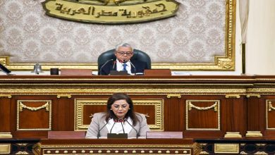 Photo of وزيرة التخطيط والتنمية الاقتصادية تلقي بيان مشروع خِطّة التَنْميَة المستدامة للعامِ الـمَالي 2021/ 2022 أمام مجلس النواب