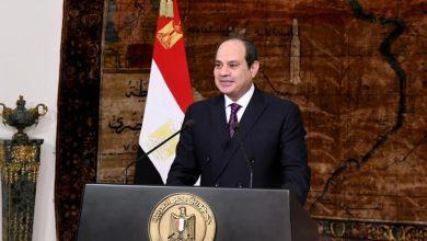 Photo of كلمة السيد الرئيس عبد الفتاح السيسي بمناسبة الاحتفال بالذكرى التاسعة والثلاثين لتحرير سيناء