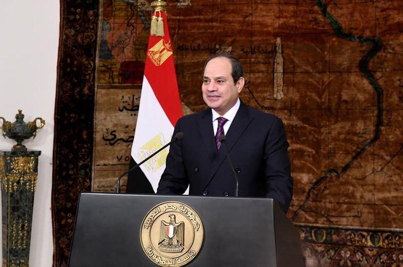 كلمة السيد الرئيس عبد الفتاح السيسي بمناسبة الاحتفال بالذكرى التاسعة والثلاثين لتحرير سيناء