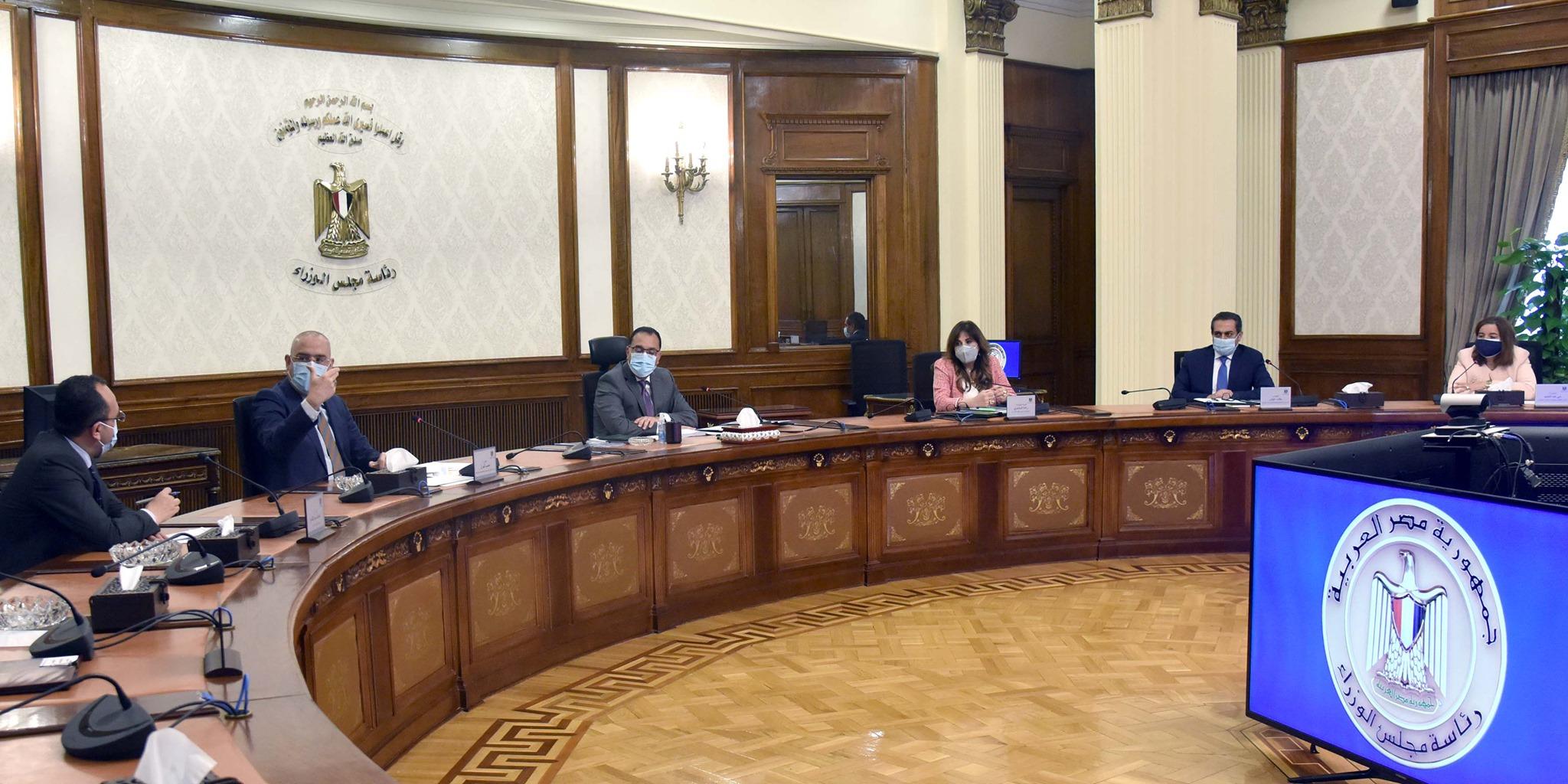 رئيس الوزراء يتابع إجراءات تنفيذ تكليفات الرئيس بشأن مبادرة التمويل العقارى