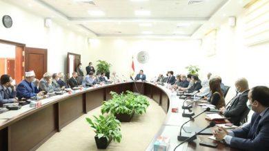 Photo of وزير التعليم العالي يترأس الاجتماع التنسيقى الأول لتنفيذ التكليفات الرئاسية لتطوير منظومة الطلاب الوافدين