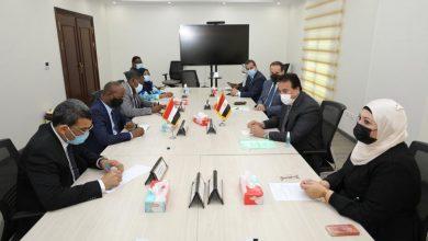 Photo of وزير التعليم العالي والبحث العلمي يستقبل وزير الثروة الحيوانية السوداني