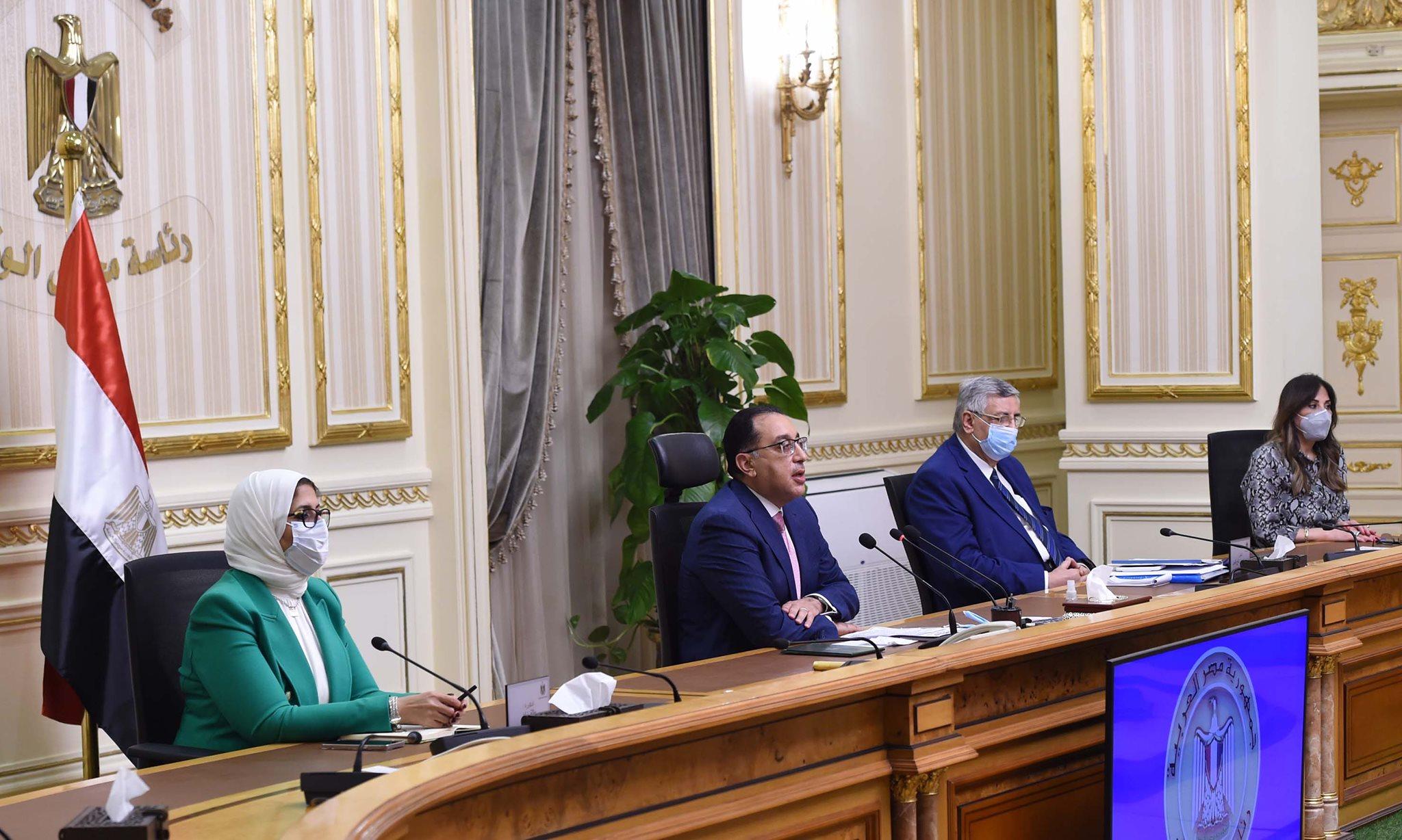 """""""رئيس الوزراء """"يعلن قرارات لجنة إدارة أزمة فيروس """"كورونا"""" في مؤتمر صحفي"""