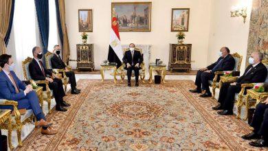 Photo of استقبل السيد الرئيس عبد الفتاح السيسي اليوم السيد جيفري فيلتمان، المبعوث الأمريكي الخاص لمنطقة القرن الأفريقي