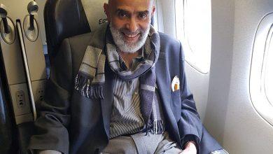 Photo of وصول رجل الأعمال أشرف السعد إلى مطار القاهرة