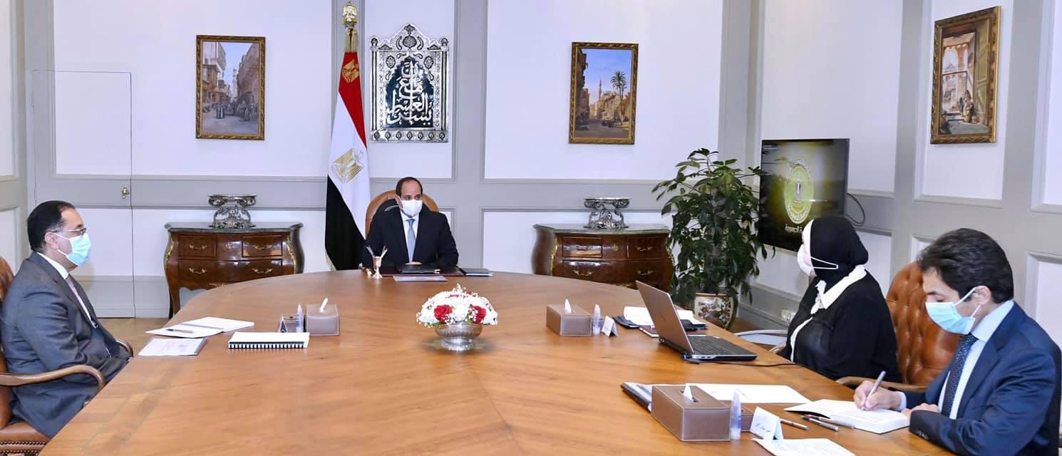 الرئيس يوجه بتعزيز الاستثمار الصناعي الوطني  بالاشتراك مع خبرات القطاع الخاص