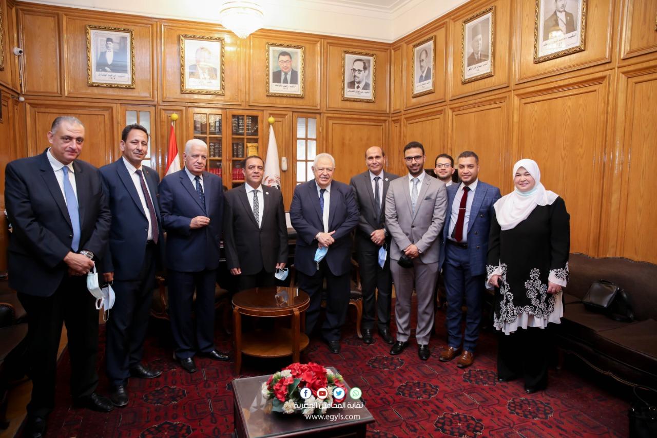 المطابع الأميرية ونقابة المحامين توقعان بروتوكول تعاون لاتاحة منصة التشريعات والأحكام المصرية لأعضاء النقابة