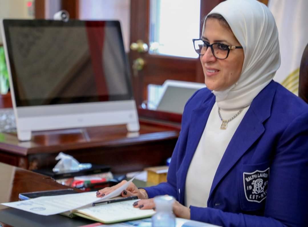 وزيرة الصحة: توزيع أطباء الزمالة للعمل داخل مستشفيات الوزارة أحدث نقلة نوعية في الخدمات الطبية المقدمة للمرضى