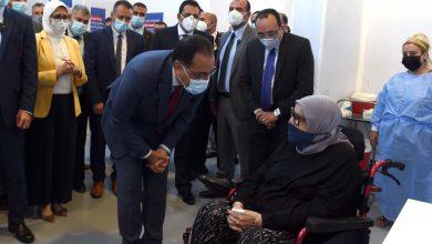 Photo of رئيس الوزراء يتفقد مركز لقاحات كورونا الرئيسي بأرض المعارض بمدينة نصر