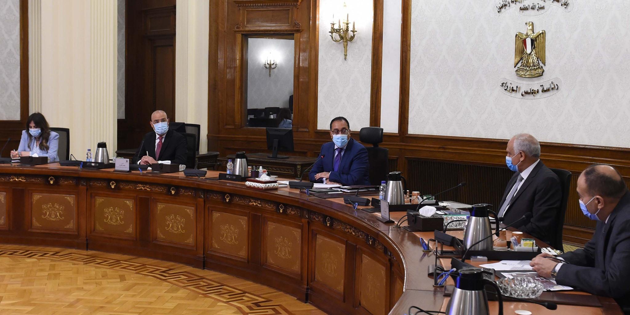 رئيس الوزراء يتابع خطط تطوير المنطقة الجنوبية لمدينة الجيزة