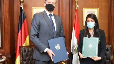 Photo of الدكتورة رانيا المشاط وزيرة التعاون الدولي: منح ألمانية بقيمة 57.5 مليون يورو لتنفيذ 6 مشروعات في قطاعات الدولة المختلفة