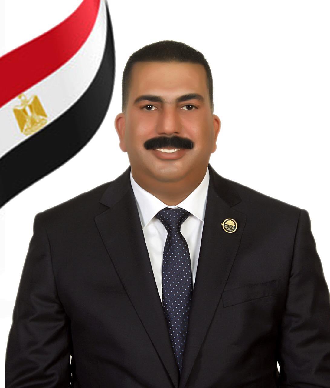 النائب هشام سويلم يتقدم قوافل حماة الوطن