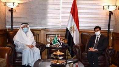 Photo of وزير الشباب والرياضة يستقبل السفير السعودي بالقاهرة