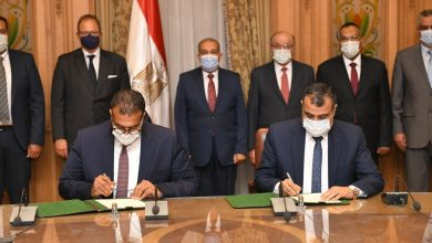 """Photo of """" وزير الدولة للإنتاج الحربي"""" يبحث التعاون  مع شركة """" D M G MORI  """"  لإنشاء أكبر وأحدث مسبك للصناعات الهندسية"""