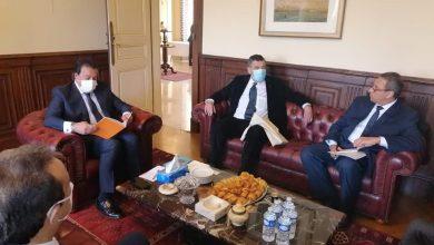 Photo of وزير التعليم العالي يزور معهد كوري لعلاج الأورام في فرنسا