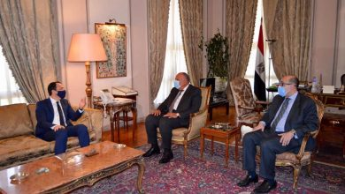 Photo of الوزير سامح شكري يستقبل وزير خارجية قبرص في القاهرة للتشاور بشأن عدد من موضوعات التعاون الثنائي وكذا القضايا الإقليمية ذات الاهتمام المُتبادل