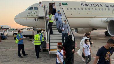Photo of مطار شرم الشيخ الدولى يستقبل أولي الرحلات السياحية من جدة والرياض