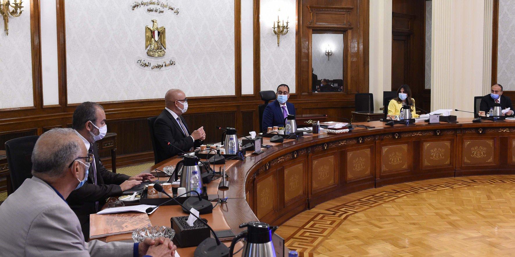 رئيس الوزراء يواصل اجتماعاته بشأن تطوير منطقة الفسطاط التاريخية