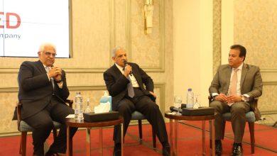 """Photo of وزير التعليم العالي يشهد فعاليات افتتاح مؤتمر """"بناء مجتمعات التعلم"""""""