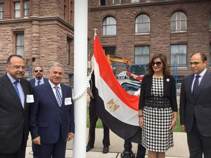 """وزيرة الهجرة تعلن رعاية رئيس مجلس الوزراء لـ""""شهر التراث المصري"""" بكندا 2021"""