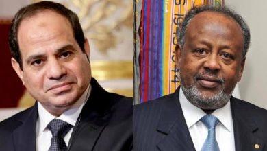 Photo of يتوجه السيد الرئيس عبدالفتاح السيسي صباح اليوم إلى جيبوتي لعقد لقاء قمة مع رئيس جمهورية جيبوتي إسماعيل عمر جيلة