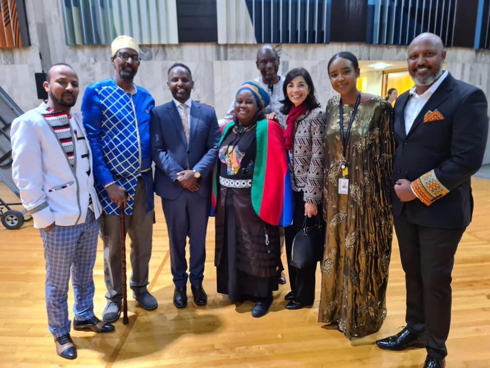 سفارة مصر في نيوزيلندا تنظم احتفالية بيوم أفريقيا