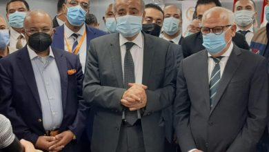 Photo of وزير التموين يفتتح أول مكتب نموذجي على مستوى الجمهورية  يقدم جميع خدمات الوزارة ببورسعيد