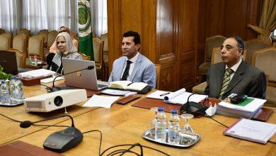 Photo of أشرف صبحى يترأس اجتماع المكتب التنفيذي لمجلس وزراء الشباب والرياضة العرب